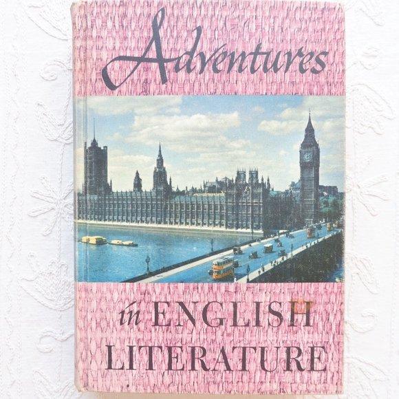 Adventures in English Literature 1952 Canadian Ed.